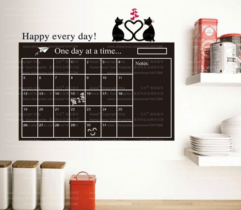 Calendario da parete promozione fai spesa di articoli in ...