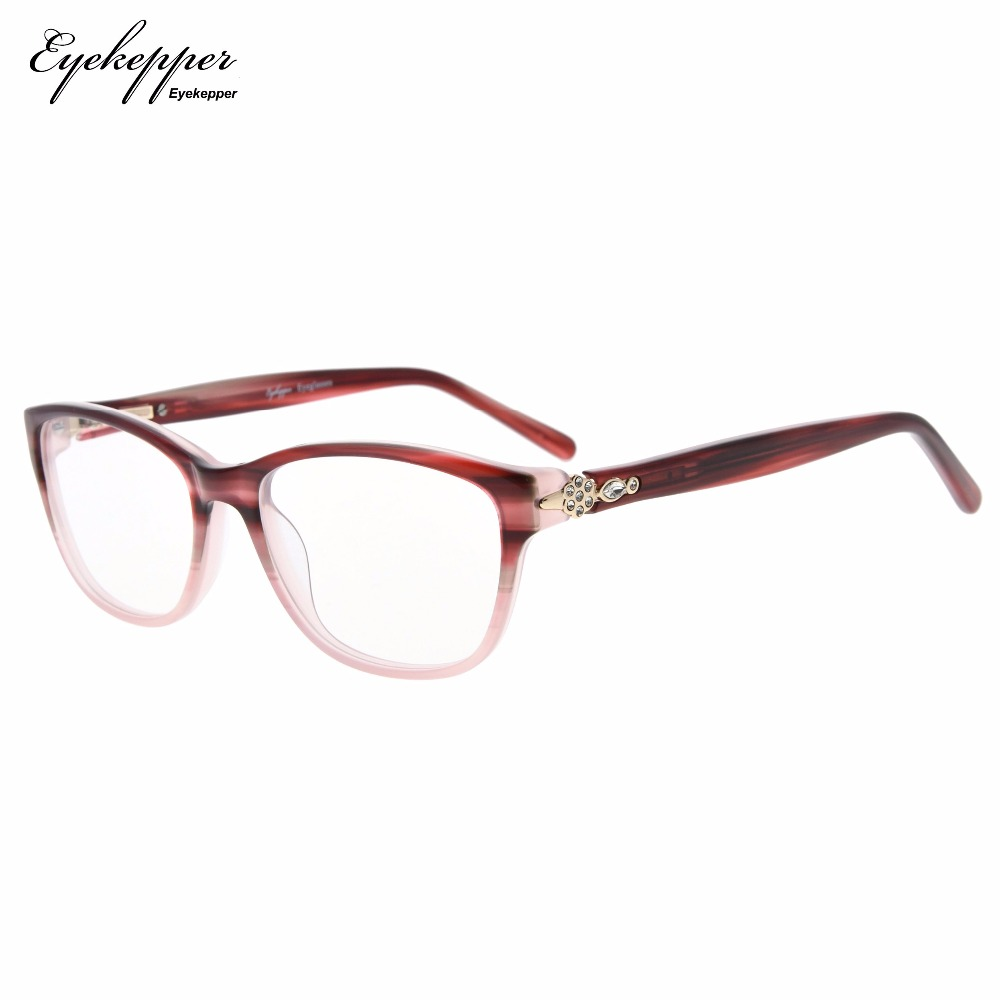 b609f88ea976 FA0061 Eyekepper Glasses Frame Rx able Acetate Eyeglasses For Small Face-in  Reading Glasses from Apparel Accessories on Aliexpress.com | Alibaba Group