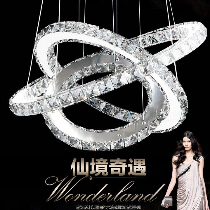 Modern Rope Light Chandelier Lustres Led Crystal Chandelier Light Luxury Led K9 Crystal Chandelier Modern Lighting Fixture