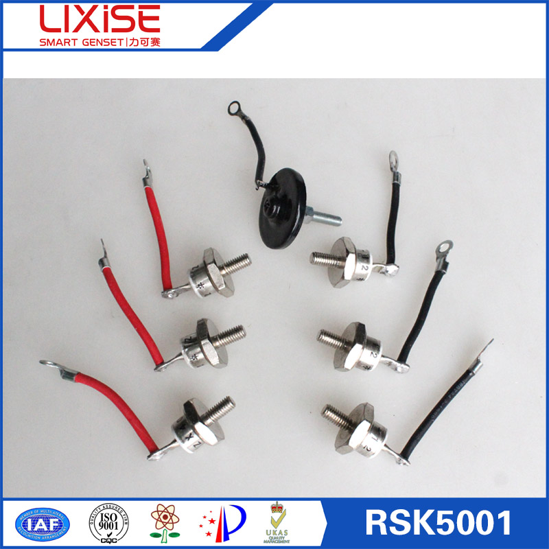 Rsk5001 Lixise 3 Phase Generator Rotation Rectifier Module