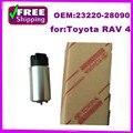 Бесплатная доставка! Высокое Качество RAV 4 Топливный Насос oem 23220-28090 2322028090 Электрический Топливный Насос