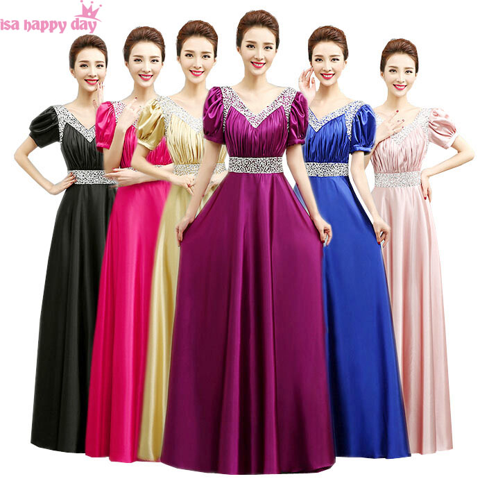 Buy fuchsia purple bridesmaid dresses and get free shipping on ...