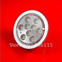 18 Вт 9 х 2 Вт Сид ar111 диммирования, 18 Вт из светодиодов светильник Сид ar111, qr111 из светодиодов лампа 12 В постоянного тока / Электропитание ac110 / 220 в