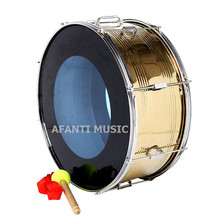 24 inch Gold Afanti Music Bass Drum BAS 1422