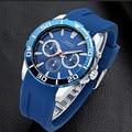 Reloj Hombre CURREN 8185 homens de negócios relógios Top marca de luxo de quartzo esporte militar relógios de pulso Relogio Masculino montre homme