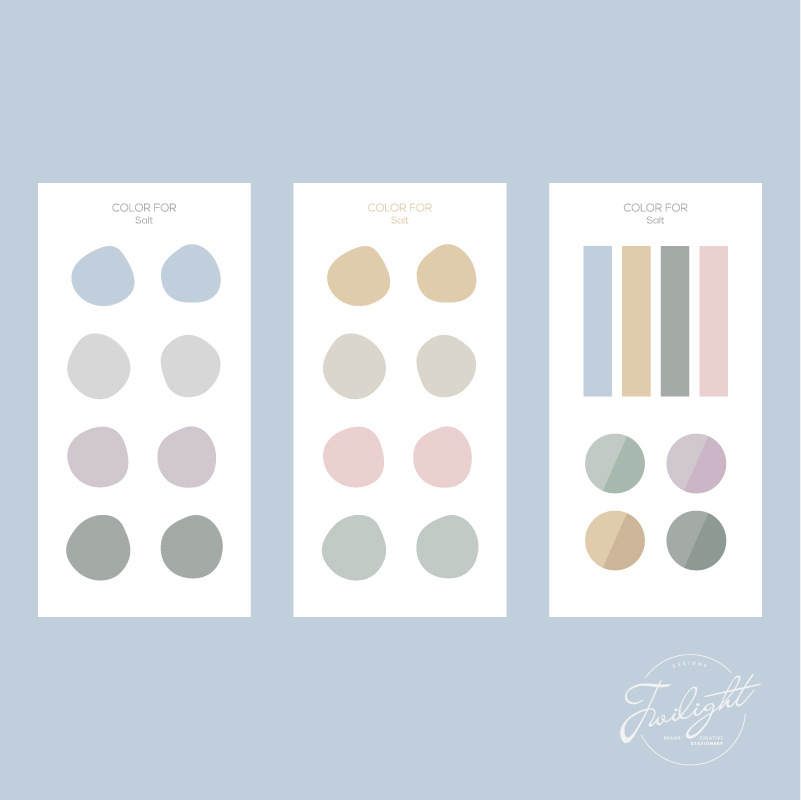 Купить с кэшбэком 1pack Morandi Irregular Circle Series Washi Paper Stickers Scrapbooking Decoration Material Color Sticker