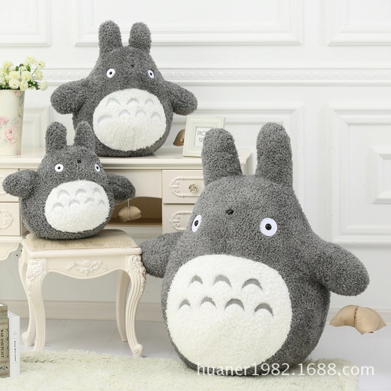 Cartoon My Neighbor Totoro Plush Toys For Children Celebrate Birthday Gift
