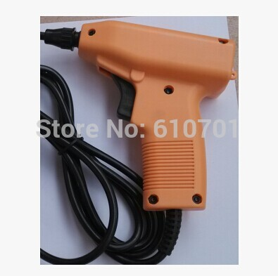 Orange RJ-16 Input 220V Output 24-36V Electric Wire Wound Cable Winding Ok Gun for ict class fixture PCB testingOrange RJ-16 Input 220V Output 24-36V Electric Wire Wound Cable Winding Ok Gun for ict class fixture PCB testing