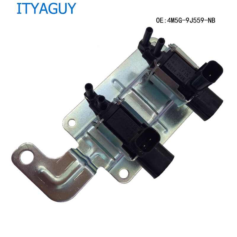 4M5G-9J559-NB Vacuum Solenoid Valve Intake Manifold Runner Control For Ford Cmax Mondeo For Mazda 3/5/6/CX7 1357313 4M5G9J559NB