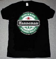 Футболка JEFF HANNEMAN TRIBUTE, SLAYER Mans, уникальная хлопковая футболка с короткими рукавами и круглым вырезом, скидка, 100% хлопок
