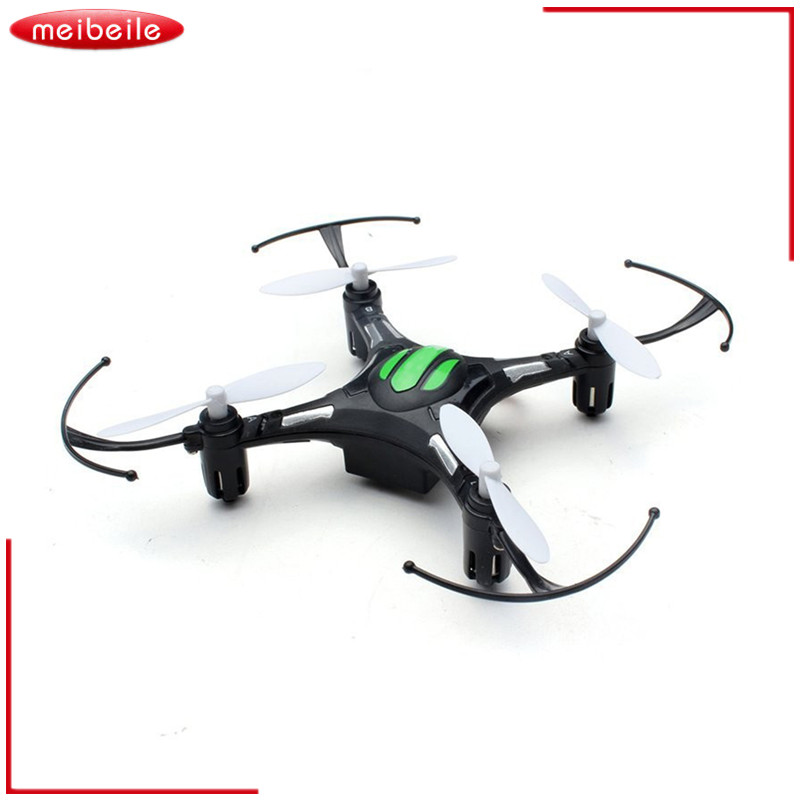 2016 New JJRC H8 Mini Headless RC Helicopter Mode 2.4G 4CH 6 Axis Quadcopter RTF Remote Control Toy MODE1