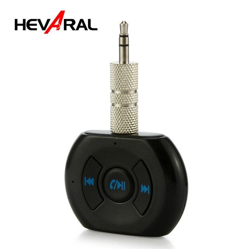 Funkadapter Offen Hevaral Rezeptor Bluetooth V4.0 Aux Audio Receiver Auto Kit Blutooth Audio Stereo Musik 3,5mm Für Kopfhörer Lautsprecher Adapter Tragbares Audio & Video
