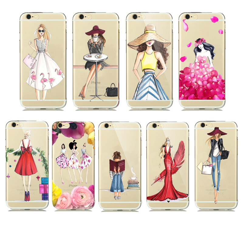 coque iphone 8 girl