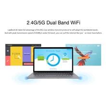 Chuwi LapBook Air 14.1″ LapTop Windows10 Intel Apollo lake N3450 8GB RAM 128GB ROM 1920×1080 Lapbook 14.1 Upgrades Version