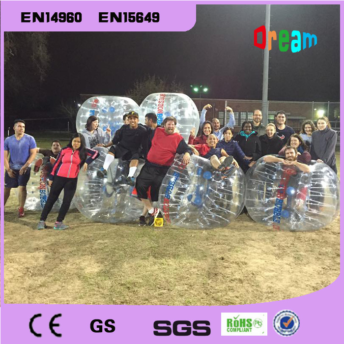PVC 1 2m inflatable bubble ball for kids and adults inflatable zorb ball bubble ball