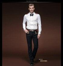 Fanzhuan Free Shipping new Male fashion man's men casual Slim 2015 spring business shirt SLIM lace 15203 Customized custom-made