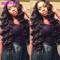 High 250 Density Full Lace Wigs Virgin Brazilian Body Wave Lace Front Human Hair Wigs For Black Women Glueless Lace Front Wig