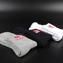 Sports Socks Men's Ankle Socks Breathable Cotton Running Skating Socks One size Cycling Bowling Camping Hiking Sock 3 Colors цены