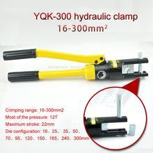 1 ШТ. 16-300 мм Гидравлический Обжимной Инструмент YQK-300