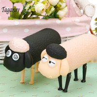 300ML Glass Water Bottle 3D Cartoon Sheep Creative Water Drink Bottle Bouteille My Cute Water Bottle
