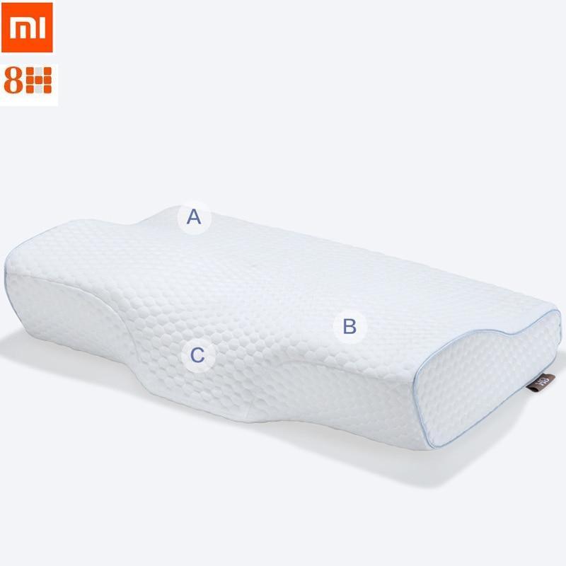 Xiaomi 8 H Papillon conception Mémoire Oreiller Cou protection Anti-bactéries Lente Coton de Mémoire de Rebond Oreiller Soins de Santé Cervicale