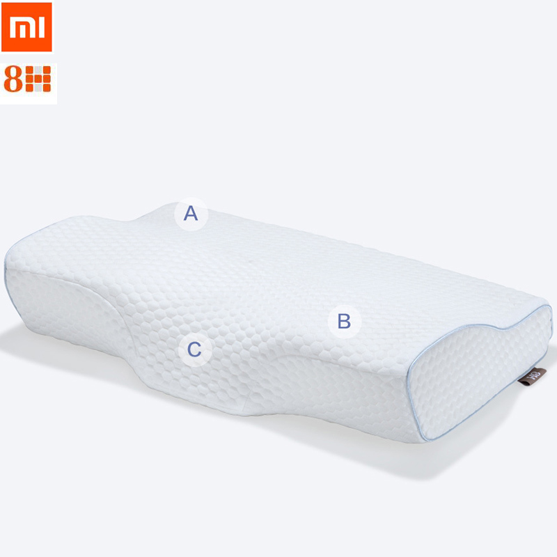 Xiaomi 8H Butterfly design Memory Pillow Neck protection Anti-bacteria Slow Rebound Memory Cotton Pillow Health Care Cervical deluxe edition of the baby child health pillow space memory pillow