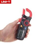 UNI-T UT210A 200A 2000 conuts мини ЖК-дисплей электрические профессиональные Многофункциональный Высокая чувствительность ток утечки клещи
