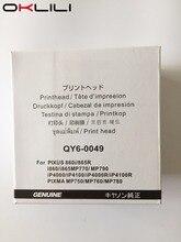 Original cabezal de impresión qy6-0049 cabezal de impresión cabezal de la impresora para canon 860i 865 i860 i865 mp770 mp790 ip4000 ip4100 mp750 mp760 mp780