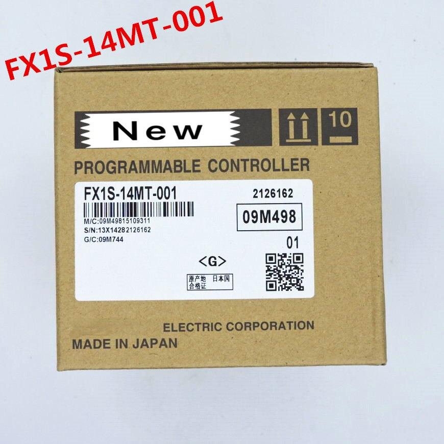 1 year warranty New original In box FX1S 10MR 001 FX1S 10MT 001 FX1S 14MR 001