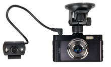 Best SALE GT100 Dual lens dvr camera 3 inch Screen Full HD 1080P 5.0MP Vehicle Car DVR Camera Recorder DVR Stlye Car Black Box