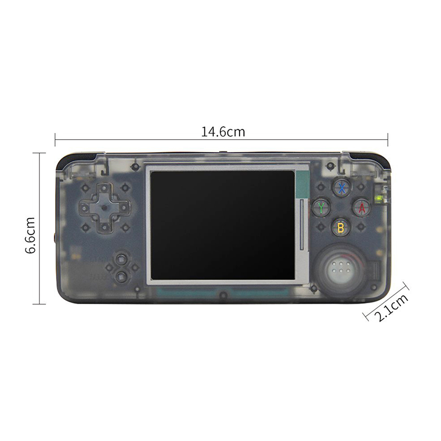 GB GARÇON Portable rétro jeu vidéo console console de jeu Portable 3.0 pouces TF 32 GB soutien eBook Enregistreur Intégré 800 jeux - 5