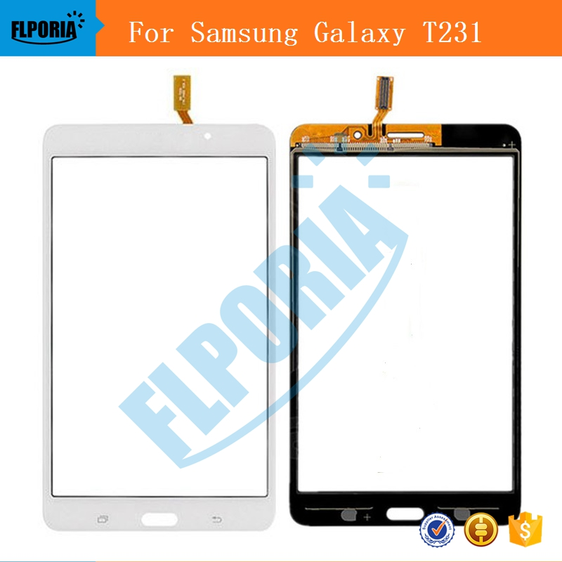 For Samsung Galaxy Tab 4 7.0 SM-T231 T231 3G Ver Touch Screen Top Quality Digitizer Panel White Black T231 Tablet Panels