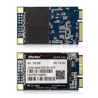 Zheino SATA Mini PCIE MSATA 16GB 30GB 60GB 64GB 120GB 128GB 240GB 256GB SSD SATA3 Solid