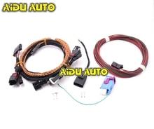 FOR Touareg 7P6 Power tailgate Tow Bar Electrics Kit Install harness Wire Cable цена в Москве и Питере