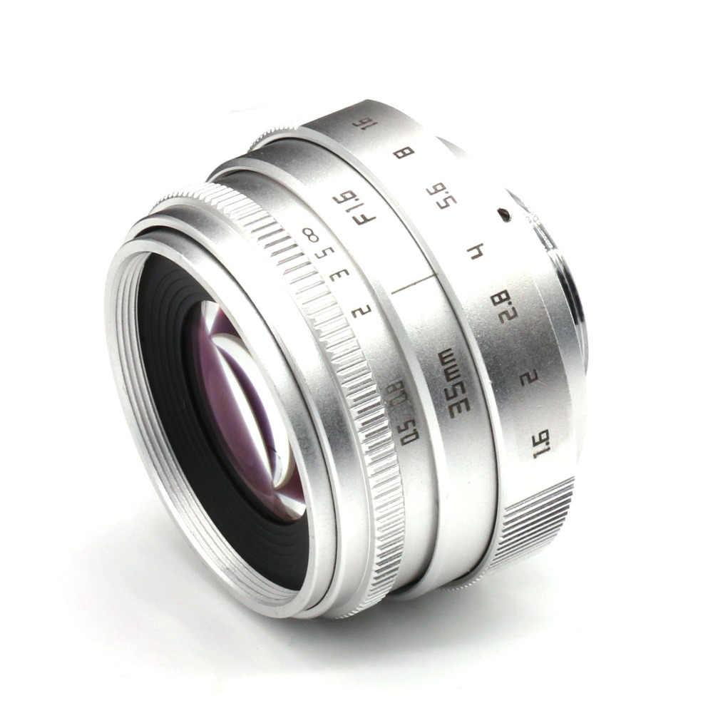 Fuji an 35 мм f1.6 C крепление камеры видеонаблюдения объектив II для fuji фильм X-Pro1 (C-FX)