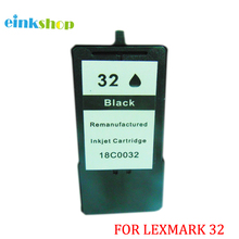 For Lexmark 32 Ink Cartridge 18C0032 For Lexmark P6210 P6350 X7350 X5450 X5210 X5470 X7170 Z810 Z812 Z815 Z816 Z818 P4330 P4350 for lexmark 33 ink cartridge for lexmark p315 p4330 p4350 p450 x5410 x5450 x5470 x7300 x7350 x8310 x8350 z810