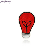 PF Embroidered Patches Cartoon Pen Letter Badge for Clothes Iron on Patch DIY Clothing Applique Accessories Sewing Crafts TB021