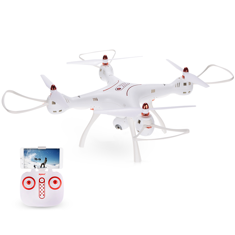 Syma X8SW-D RC Drone with Adjustable Camera 720P WIFI FPV Altitude Hold Professional RTF RC Helicopter Dron Quadrocopter