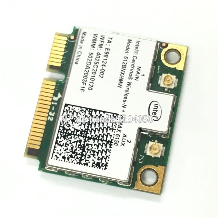 Intel Centrino Wireless-N WiMAX 6150 combo 802.16e WiMAX 802.11b//g//n Wi-Fi Adapt