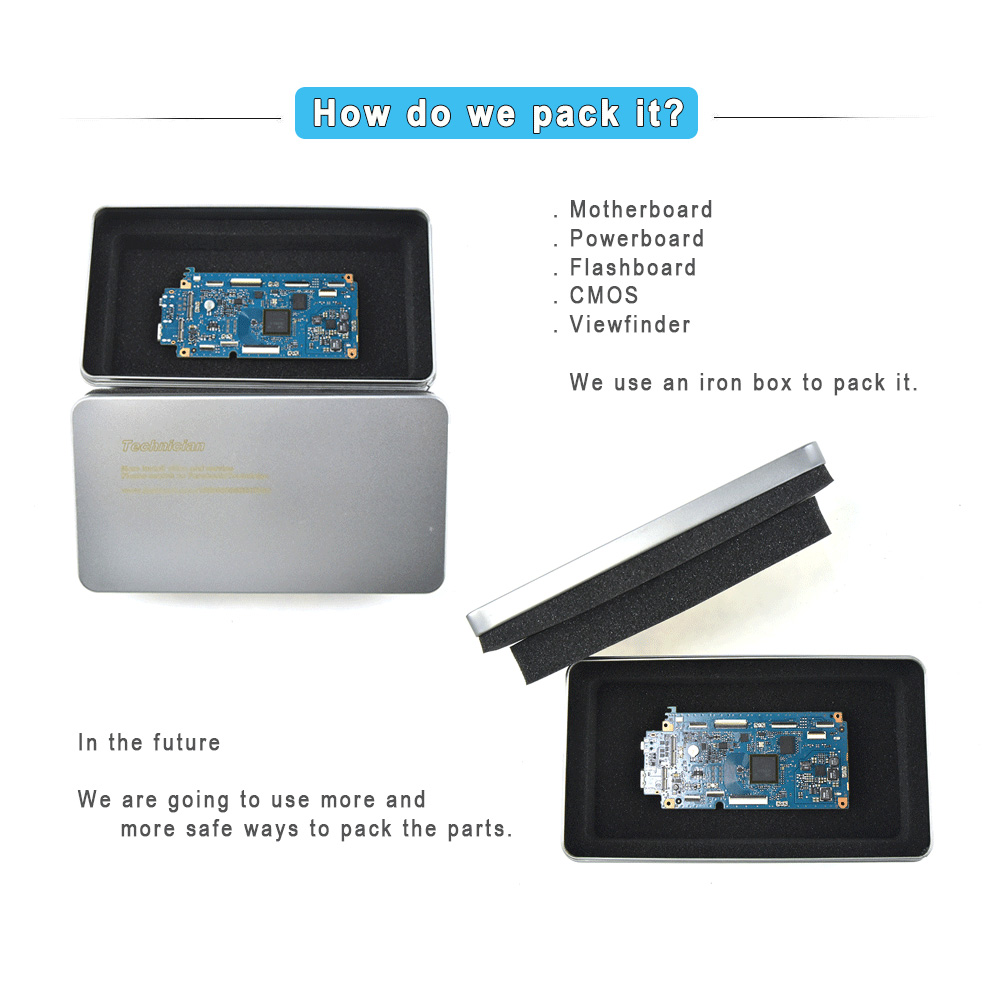 1000D SD Card board Camera Repair Part For Canon in Body Parts from Consumer Electronics