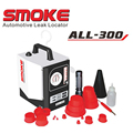 one-time invest for a workshop or garage All-300 Smoke Automotive Leak Locator uses Mineral Oil to generate smoke