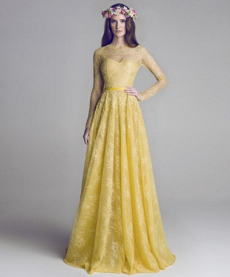 Платье кружевная лента