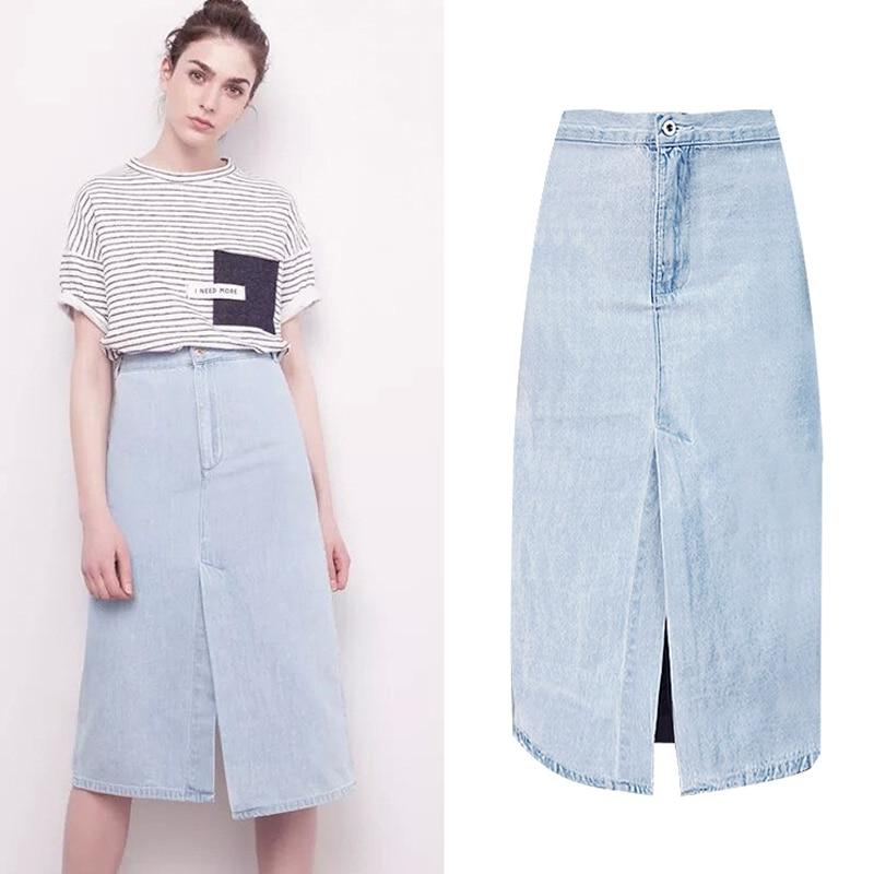 Юбка джинсовая с доставкой