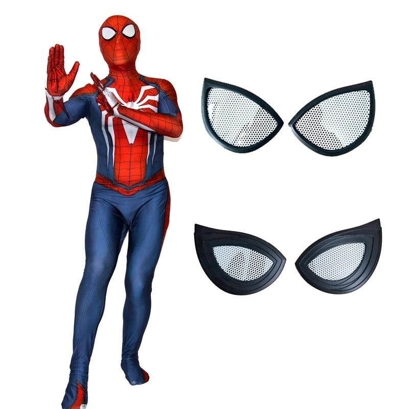 Jeux Spiderman Cosplay Costume Zentai Spider Man super-héros fête Costume complet du corps Costumes Spandex Zentai Catsuit combinaisons