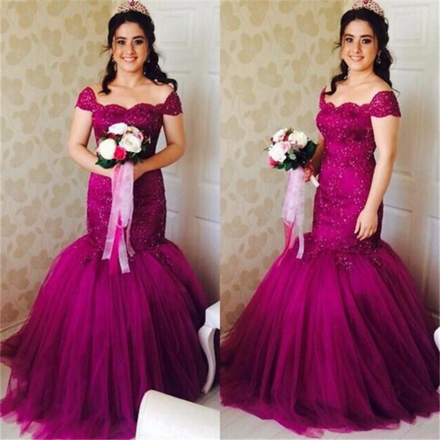 Online Buy Wholesale purple mermaid wedding dress from China ...