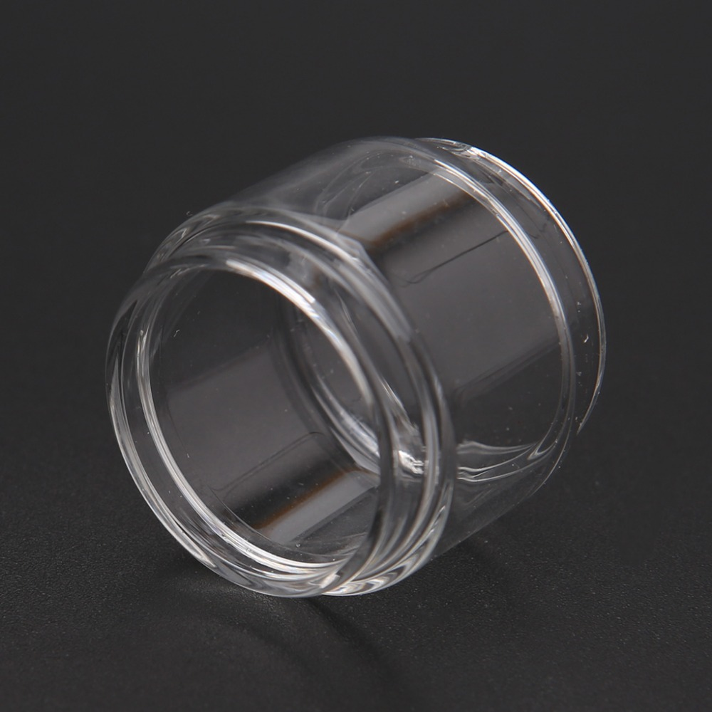 1 PC font b electronic b font cigarette For Smok TFV12 Prince glass pyrex Pure Glasss