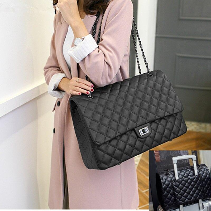 W Luxury Handbags Women Bags Designer Lingge Chain Shoulder Messenger Fashion Women's Handbags Bolsa Feminina цены