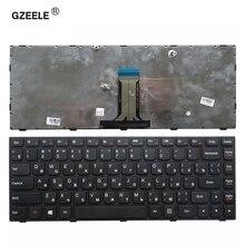 RU clavier dordinateur portable pour LENOVO Z40 70 Z40 75 b40 30 g40 70 Flex 2 14 Flex 2 14D série RU mise en page noir clavier russe