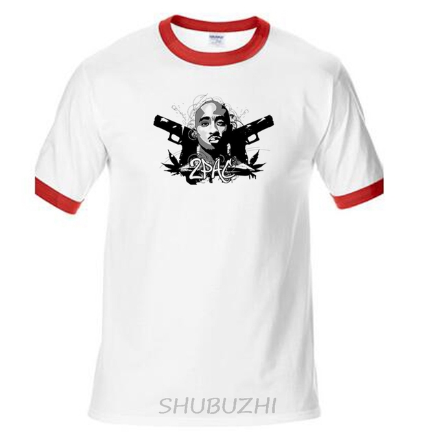 2pac t shirt mens