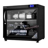 80L Electronic moistureproof box LED drying oven AD 80HC SLR storage lens moisture proof camera drying Storage Cabinet 220V 240v